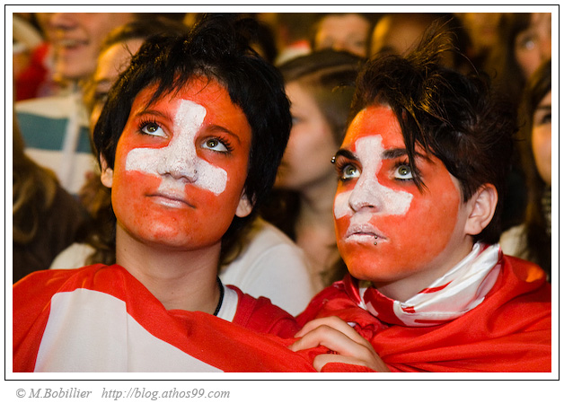 supportrice suisse