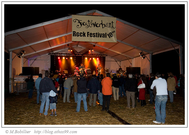 Festiverbant rock festival