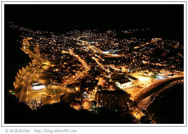 Machico by Night