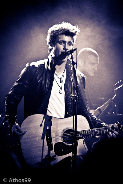 Bastian Baker, James Deans