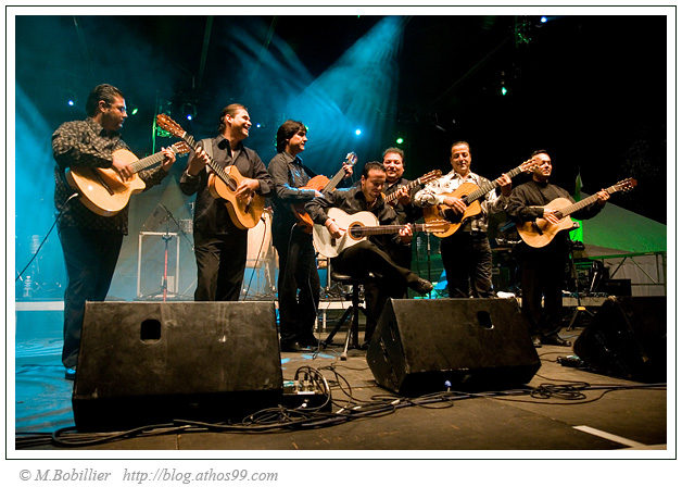 Photos du concert de Chico & the Gypsies