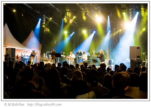 NY All Stars - Latin Tribute to The Beatles, Swiss World Music Festival Vernier