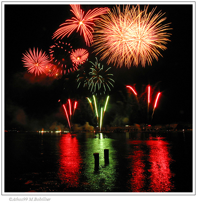Tutoriel photo sur les feux d'artifice
