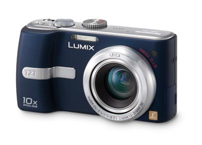 Panasonic Lumix DMC TZ1